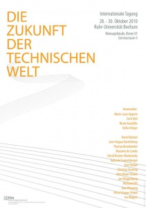 "Different futures of making things – Scenarios from recent innovation theories (Beitrag auf der Konferenz: ""Die Zukunft der technischen Welt"", Bochum, 29.10.2010)"
